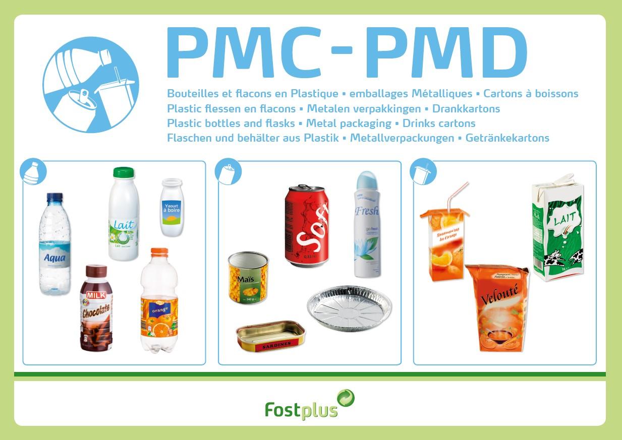 Panneau PMC - Fost plus