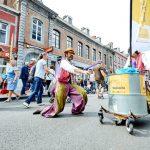 Village Wallonie Plus Propre à Namur en mai 2018